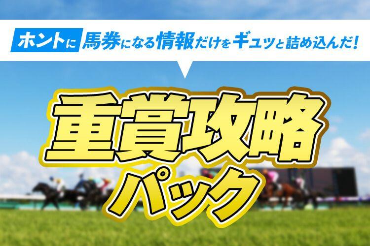 2020年菊花賞(G1)で馬券になる情報だけをギュッと詰め込んだ!うまスク・重賞攻略パック